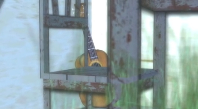 Your Discarded Guitar